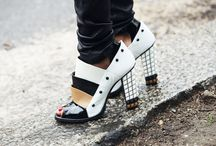 Choux Shoes / Favorite and desirable shoes