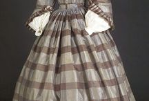 Morning dress 1850-60