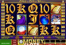 Winning Wizards / La magia corre in aiuto dei giocatori, con la slot machine Winning Wizards, al Casinò Online Voglia di Vincere: sebbene non siano presenti simboli jolly, infatti, il simpatico mago protagonista, con il suo scettro e il suo librone degli incantesimi, può aiutarti a vincere fino a 10.000 monete.