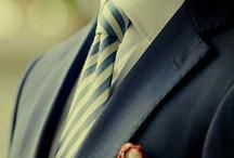Ah, Well Dressed Men :)