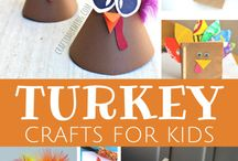 thanksgiving crafts and deco