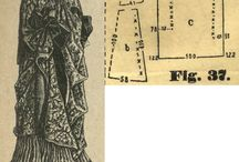 Одежда с выкройками 19 век
