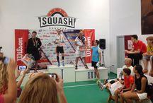 Squash Winners / Castigatorii competitiilor