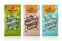 Cereal Brand and Packaging Design