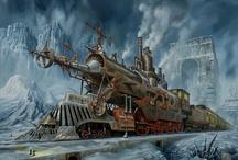Victorian/Steampunk Inspiration / by Jason Bays