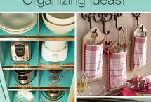 Organise kitchen