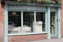 The Wool Room, Marlow / Pictures of our new store that is open in Marlow, Buckinghamshire