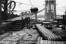 Old Bridge Construction Photos