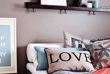 Yatak odasi dekor