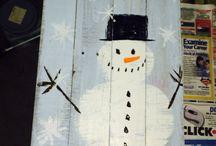 CHRISTmas / by Bridget Muntzing