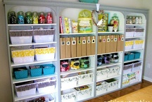 craft room / Craft rooms I'd love to have........never say never!!