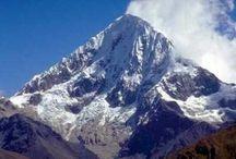 Salkantay Trek Peru / Photos of mountain the salkantay