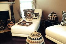 African Theme Decorating