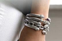 Arm stack jewellery