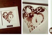 Paper Panda- Papercuts