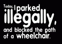 Parking and Disability