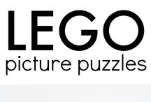 Lego craft/picture book