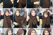 hijaab styles