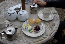 Tea Spaces
