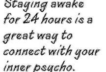 Lyme Insomnia }:(