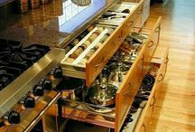 kitchen remodel ideas / by Carina Hallock
