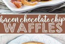 Pancake and Waffle Recipes