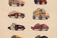 Props -vehicles