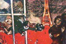 artists_Mark Chagall