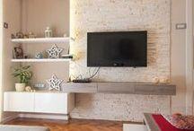 casa muebles para audio