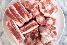 Bone broth beef