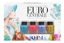 OPI Euro Centrale 2013 tavaszi/nyári körömlakk kollekció