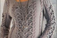 Csak kép – kötött pulóver