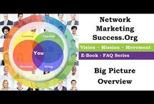 NMS Video Central / NMS's videos - what every potential and current network marketing entrepreneur needs to watch!