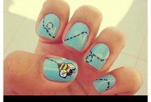 Cute Nails  / by Santana Stewart