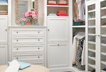 Closets / by Sawdust Girl {Sandra Powell}