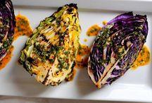 grilling veggies / by Lisa Schmaltz