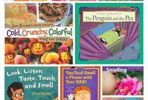 Preschool: 5 Senses
