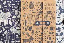 Conversational print and patterns
