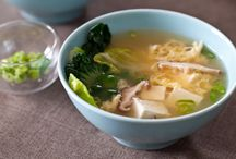Soups, Stews & Porridge