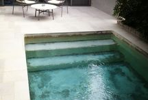 small swimming pools / micro piscine