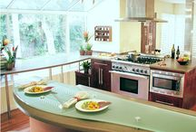 Kitchen / Ktchen ideas: design of the cabinets, countertops, nook, small, organization tips and makeovers, remodel kitchens, dream white designs.