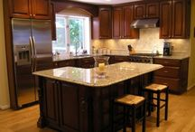 kitchen / by Jill O'Toole
