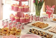 baby shower ideas..table settings