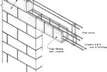 Konstruksi beton dan bata