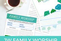Rodinné studium Bible