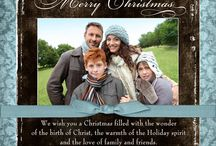 Christian Christmas Cards  / by LilDuckDuck