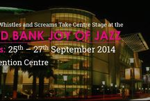 Joy of Jazz 2014 Count down / Count down to the Standard Bank Joy of Jazz Festival