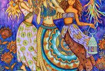 Summer solstice / Litha
