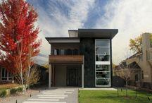 Modern architecture / Modern homes