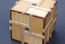 Puzzle boxes
